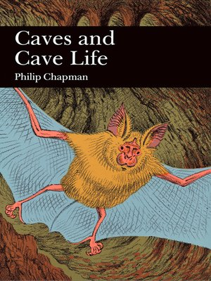 cover image of Caves and Cave Life