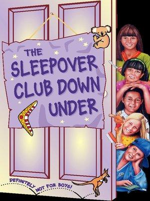 The Sleepover Clubseries Overdrive Rakuten Overdrive Ebooks