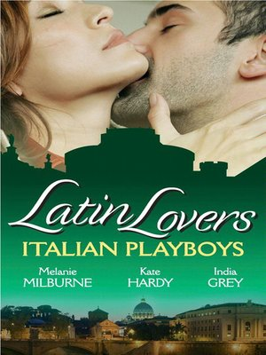 cover image of Italian Playboys