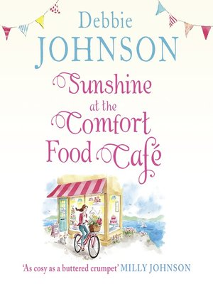 cover image of Sunshine at the Comfort Food Café (The Comfort Food Cafe, Book 4)