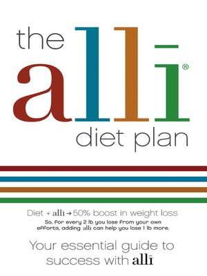 cover image of The alli Diet Plan