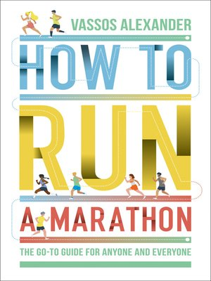 cover image of How to Run a Marathon