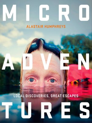 cover image of Microadventures