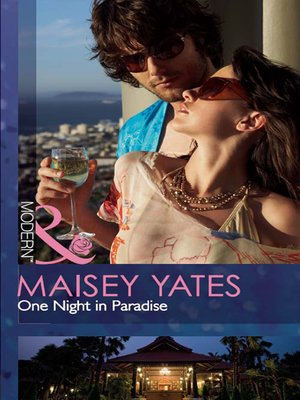 cover image of One Night in Paradise