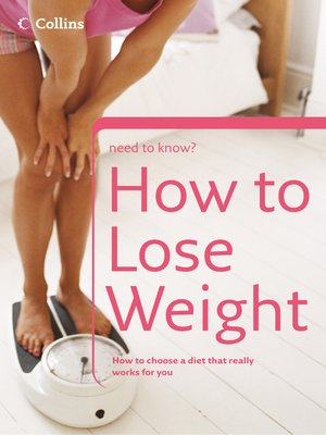 cover image of How to Lose Weight