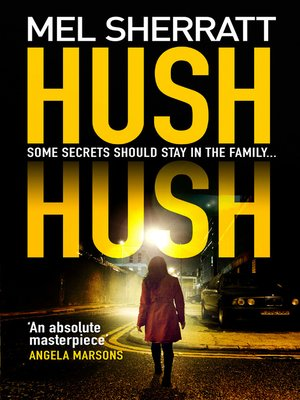 cover image of Hush Hush