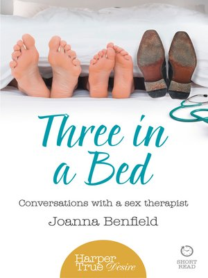 cover image of Three in a Bed