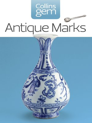 cover image of Antique Marks (Collins Gem)