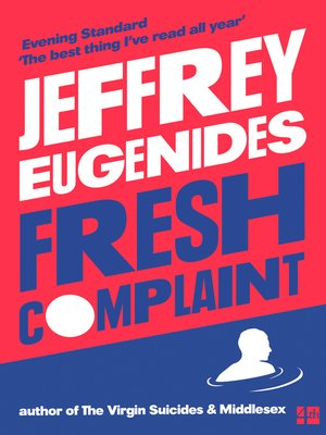 cover image of Fresh Complaint