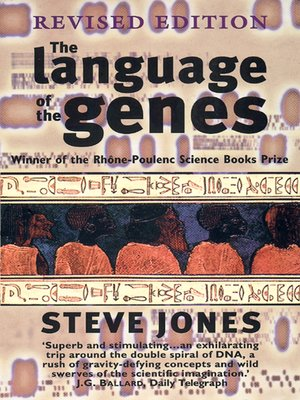 cover image of The Language of the Genes