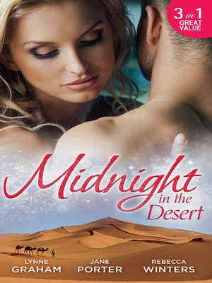 cover image of Midnight in the Desert