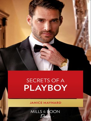 cover image of Secrets of a Playboy
