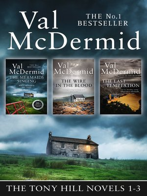 cover image of Val McDermid 3-Book Thriller Collection