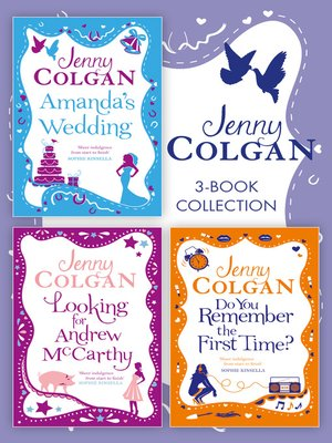 cover image of Jenny Colgan 3-Book Collection