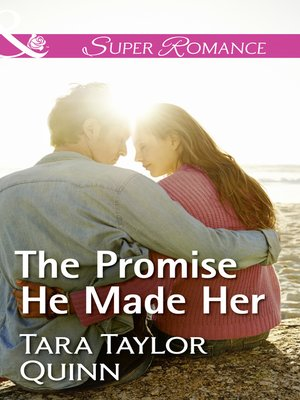cover image of The Promise He Made Her