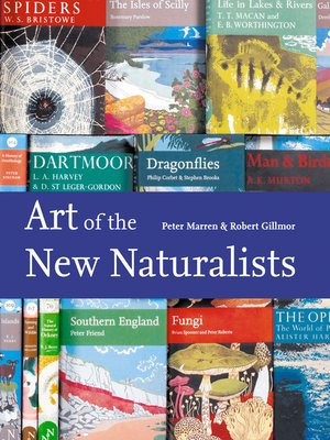 cover image of Art of the New Naturalists