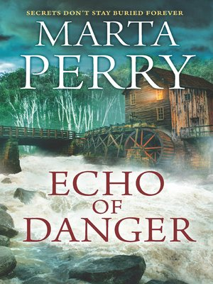 cover image of Echo of Danger