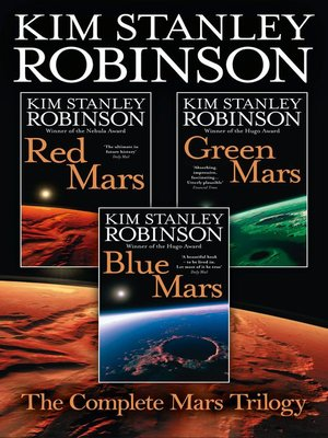 cover image of The Complete Mars Trilogy