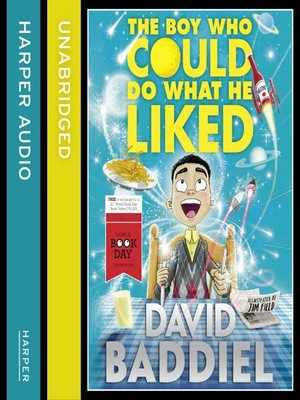 cover image of The Boy Who Could Do What He Liked