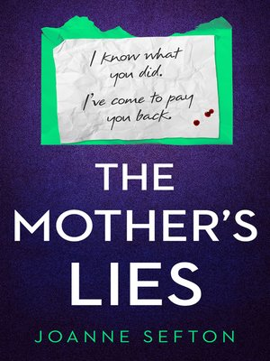 cover image of The Mother's Lies