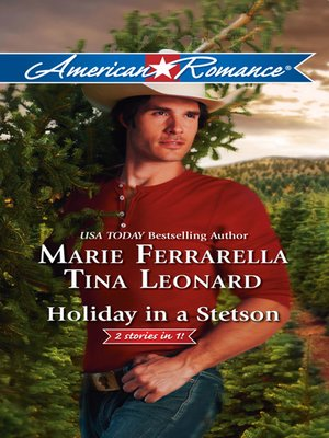 cover image of Holiday in a Stetson