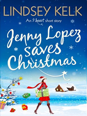 cover image of Jenny Lopez Saves Christmas