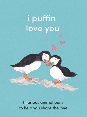 cover image of I Puffin Love You