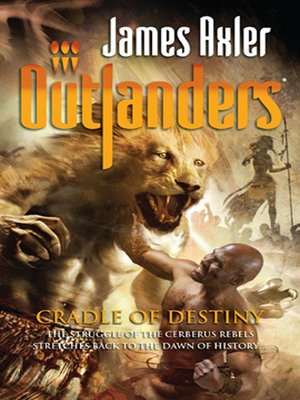 cover image of Cradle of Destiny