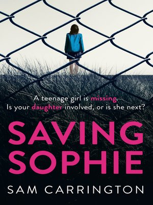 cover image of Saving Sophie