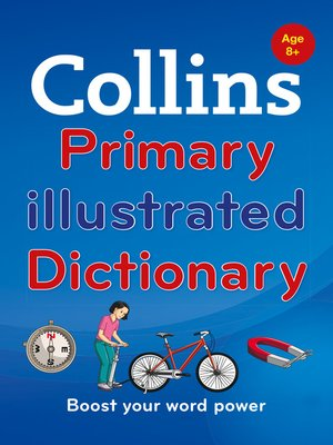 cover image of Collins Primary Illustrated Dictionary