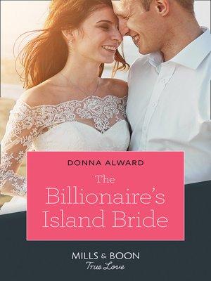 cover image of The Billionaire's Island Bride