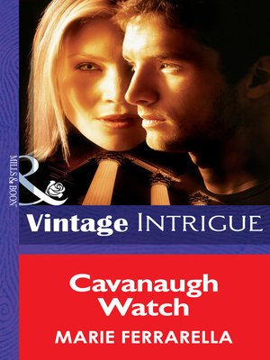 cover image of Cavanaugh Watch