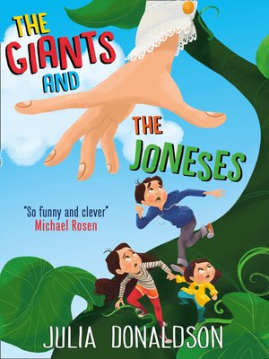 cover image of The Giants and the Joneses