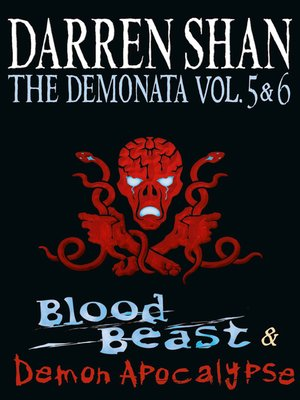 cover image of The Demonata, Volume 5 and 6