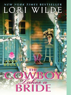 cover image of The Cowboy Takes a Bride