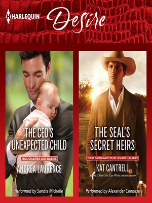 cover image of The CEO's Unexpected Child & the SEAL's Secret Heirs