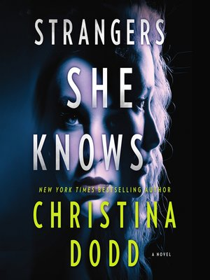 cover image of Strangers She Knows