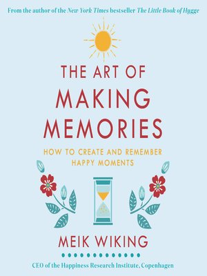 cover image of The Art of Making Memories