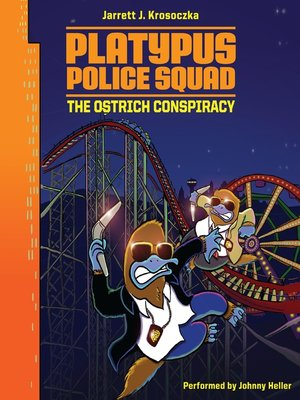 cover image of The Ostrich Conspiracy