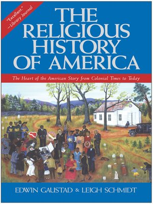 cover image of The Religious History of America