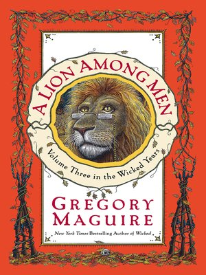 cover image of A Lion Among Men
