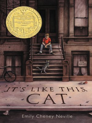 cover image of It's Like This, Cat