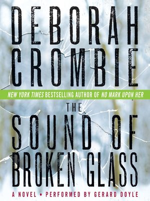 cover image of The Sound of Broken Glass