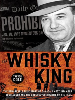 cover image of The Whisky King