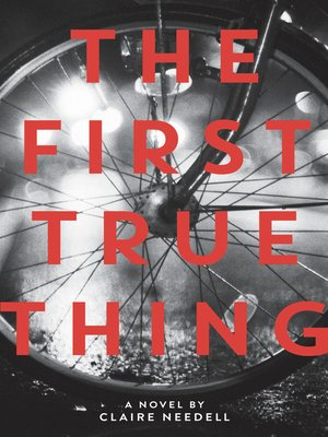 cover image of The First True Thing