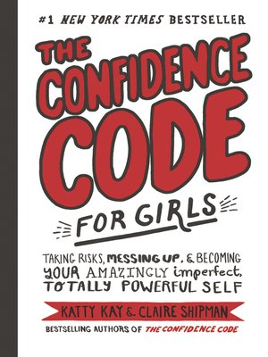 cover image of The Confidence Code for Girls