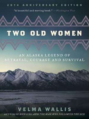 cover image of Two Old Women