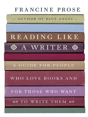 cover image of Reading Like a Writer