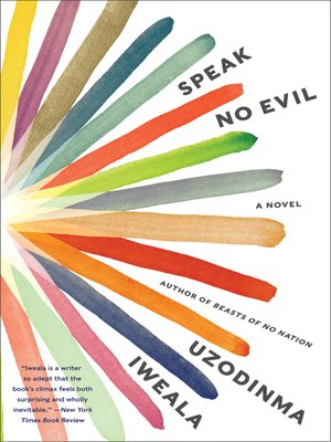 cover image of Speak No Evil