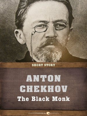 cover image of The Black Monk